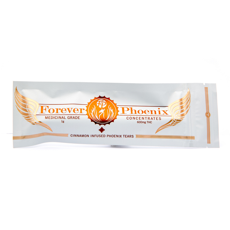 Forever Phoenix Cinnamon Infused 600mg THC Phoenix Tears