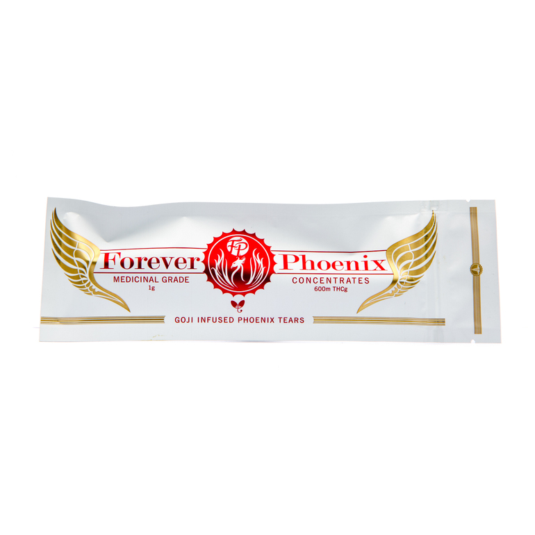 Forever Phoenix Goji Berry Infused 600mg THC Phoenix Tears