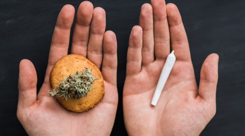 Edibles vs. Smoking: Ingesting Marijuana