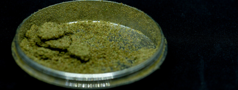 How To Collect Kief