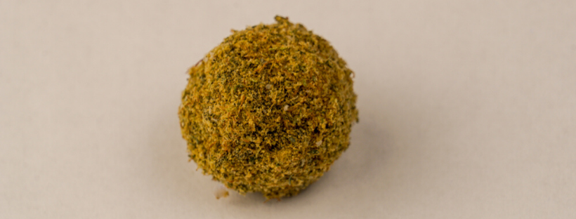 Making Moon Rocks With Kief