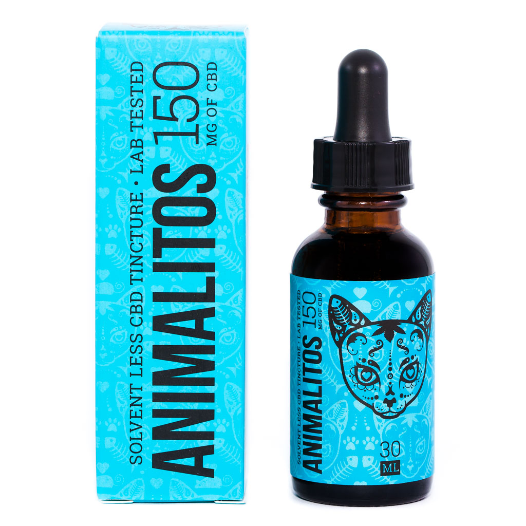 Mota Animalitos Cat Tincture - 150mg