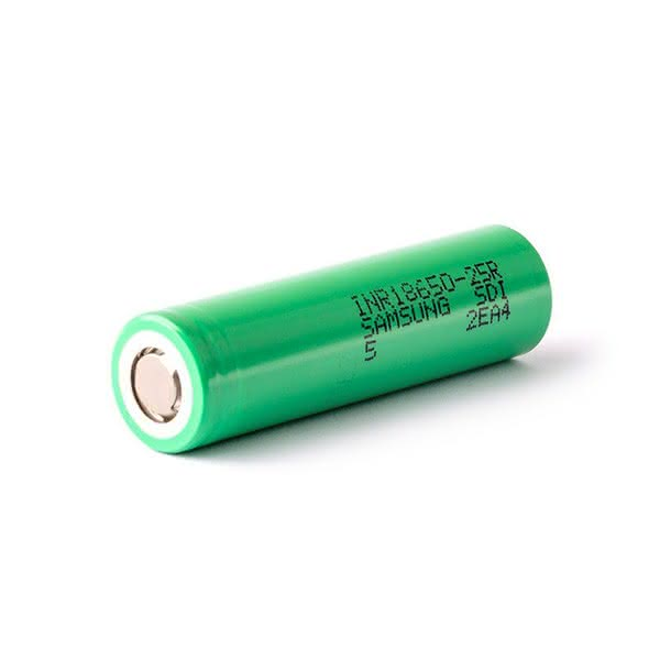 Samsung 2500mah 20A Rechargeable Batteries for 18650 Ecig