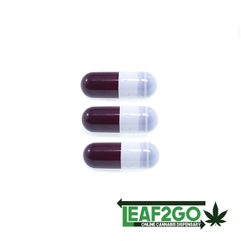 10mg CBD  Isolate Capsules x 10 (Total 100mg CBD)