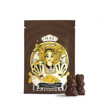 Alice 2500mg Mushroom Milk Chocolate