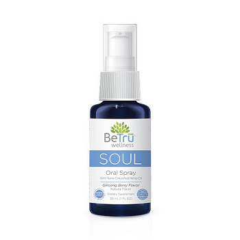 Betru Organics Soul Oral Spray - 30ml