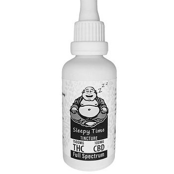 Island Therapeutics 1500mg THC Sleepy Time Tincture