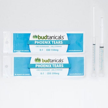 Budtanicals 150mg CBD Phoenix Tears Oil - 1mL