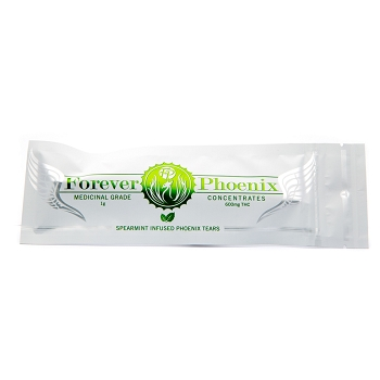 Forever Phoenix Spearmint Infused 600mg THC Phoenix Tears