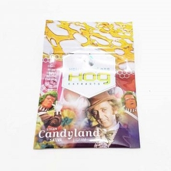 HOG Extracts Candyland Sativa Shatter 1g