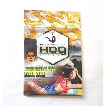 HOG Extracts Jamaican Dream Sativa Shatter 1g