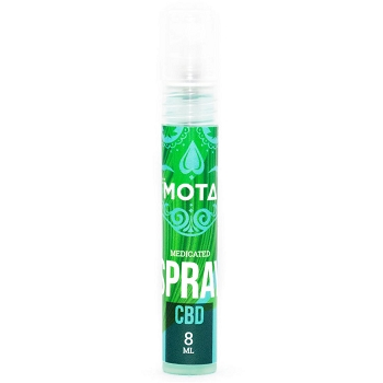 MOTA CBD Spray – 120mg CBD (8mL)