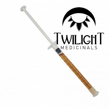Twilight Medicinals Clear Distillate Mixed With Terpenes - Super Lemon Haze