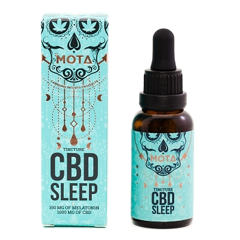 Mota CBD Sleep Tincture - 1000mg