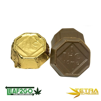 Tetra Technologies Stop Sign Chocolate – 100mg THC