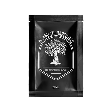 Island Therapeutics - 20mg CBD Patch